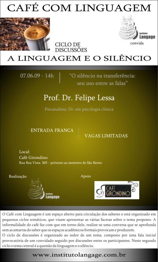 O Silêncio na Transferência: seu uso entre as falas