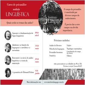 miniatura curso psicanalise 2016 linguistica