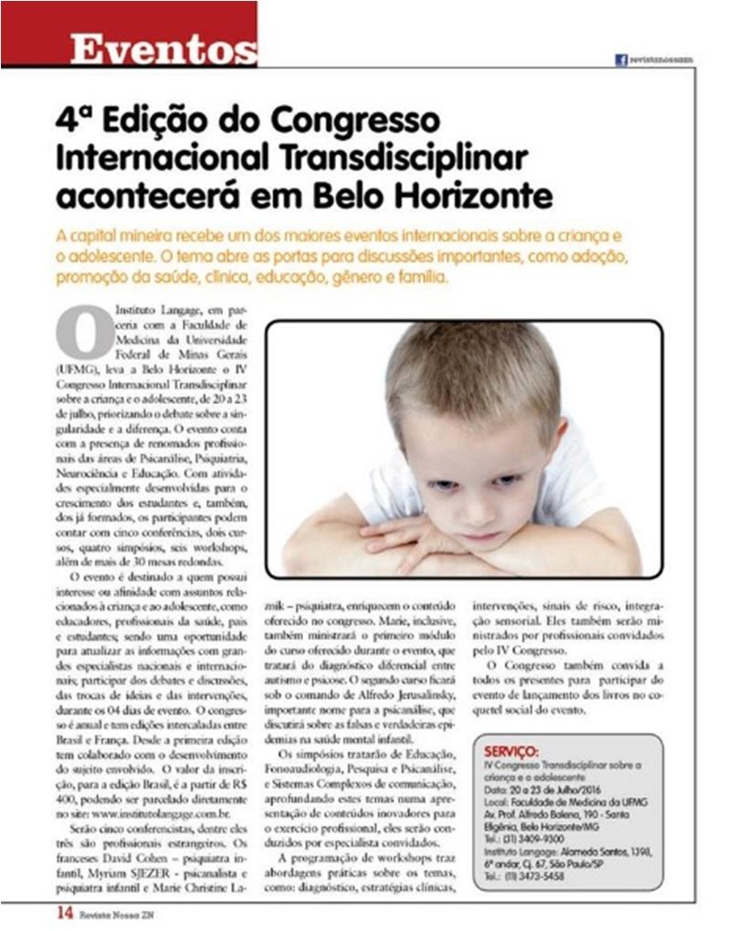 Revista Nossa ZN edicao 170