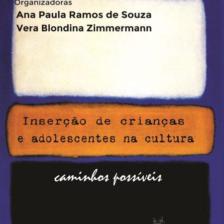 livro insercao de criancas e adolescentes na cultura capa